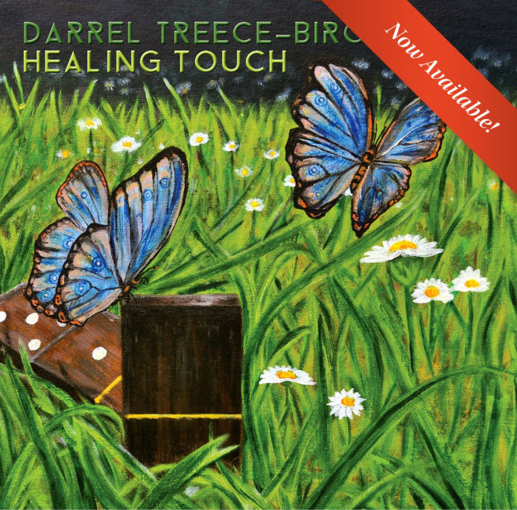 Healing Touch: Healing Touch The Highly Praised 3rd Solo Album By Nth