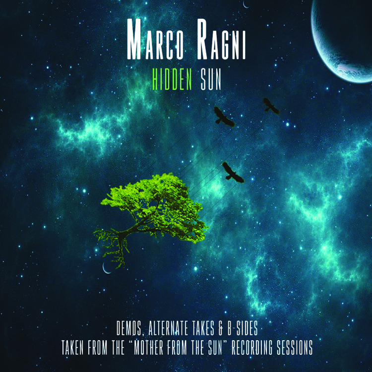 Marco Ragni - Hidden Sun cover