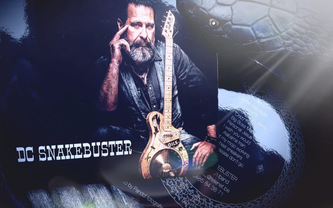 DC Snakebusters Debut Album Now Available for Pre-order
