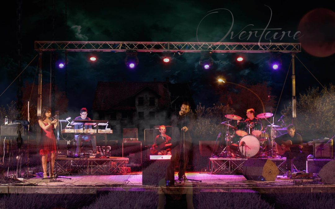 Italian Proggers Overture Release New Live Video From Debut Album
