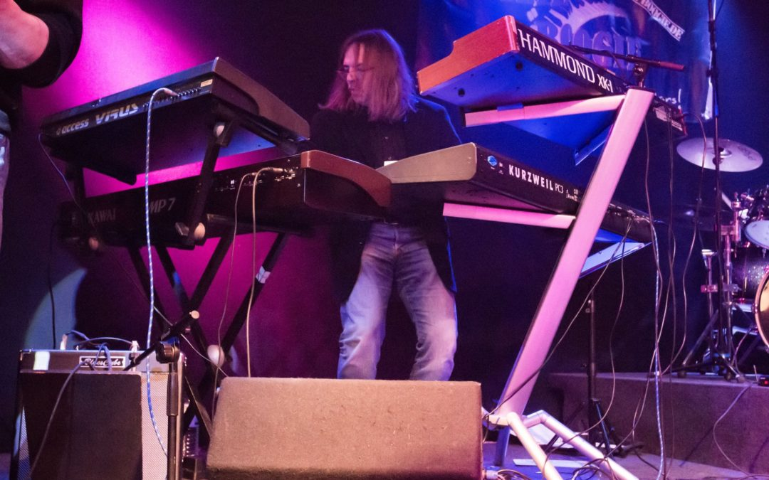 Melodic Revolution Records is Thrilled to Announce the Signing of German Composer & Keyboardist ​​​Andrew Roussak