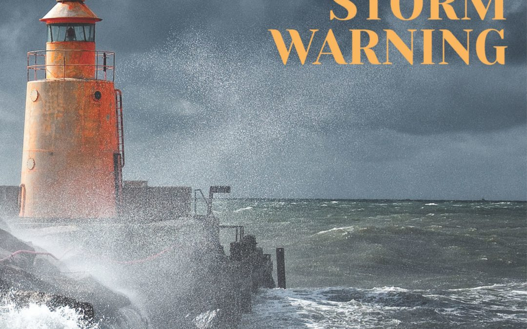 Andrew Roussak Releases Video Trailer for Upcoming Album Storm Warning
