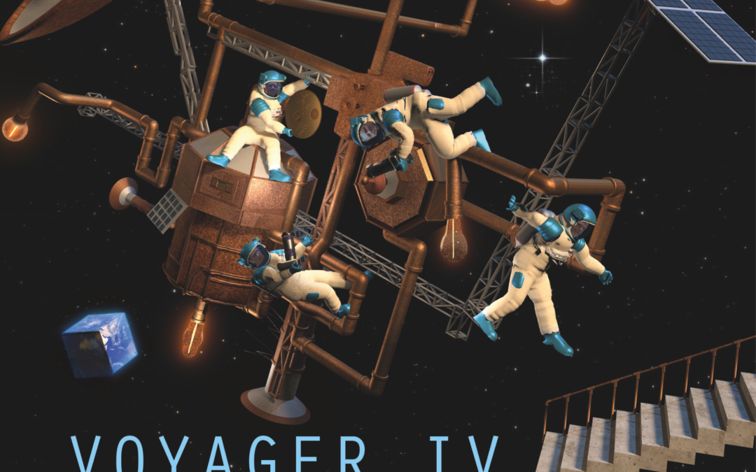Voyager IV to release Pictures at an Exhibition an album based on compositions of Modest Mussorgsky